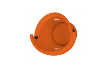 Cycloc Solo Recycle Wandhalter orange